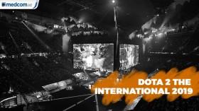 DOTA 2 The International 2019 Beri Hadiah Ratusan Miliar