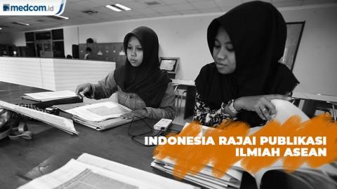 Indonesia Rajai Publikasi Ilmiah ASEAN