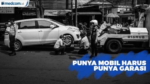 Pemkot Bekasi Akan Wajibkan Pemilik Mobil Punya Garasi