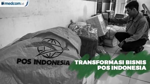 Pos Indonesia Lakukan Transformasi Bisnis