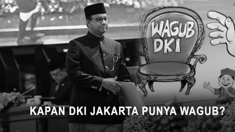 Highlight Primetime News - Kapan DKI Jakarta Punya Wagub?