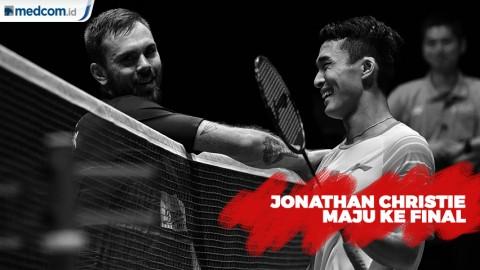 Jojo Tantang Kento Momota di Final Japan Open 2019