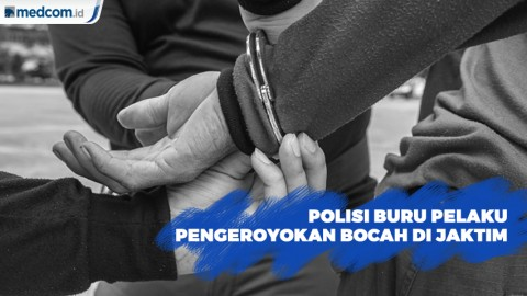 Polisi Buru Pelaku Pengeroyokan Bocah di Jatim