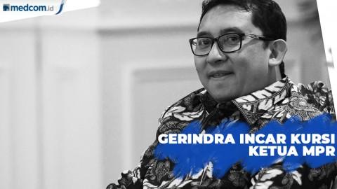 Gerindra Buka Peluang Gabung Paket Pimpinan MPR Koalisi Pemerintah
