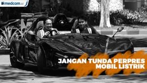 Perpres Buka Peluang Indonesia Produksi Mobil Listrik