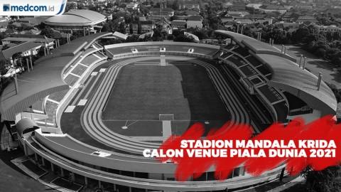 Stadion Mandala Krida Calon Tuan Rumah Piala Dunia 2021