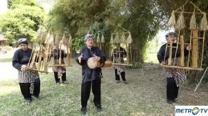 Angklung Gubrag, Kesenian Lahir dari Budaya Tanam Masyarakat Adat