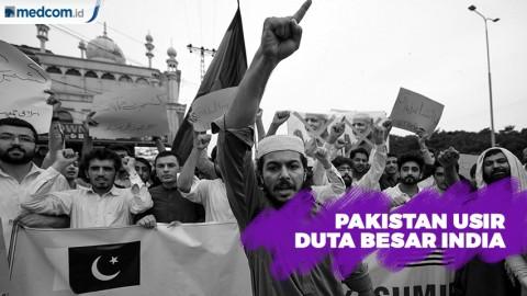 Pakistan Usir Duta Besar India