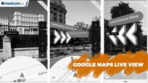 Google Maps Perkenalkan Fitur Baru