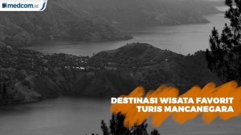 Lima Destinasi Wisata Favorit Turis Mancanegara