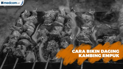 Tips Memasak Daging Kambing Empuk
