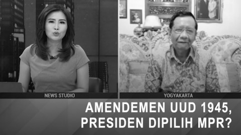 Highlight Primetime News - Amendemen UUD 1945, Presiden Dipilih MPR?