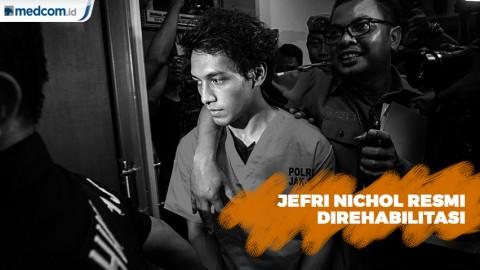 Jefri Nichol Direhabilitasi