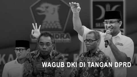 Hightlight Primetime News - PKS Merasa Gerindra Belum Legowo soal Kursi Wagub DKI