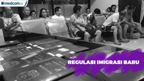 Empat Regulasi Imigrasi Baru