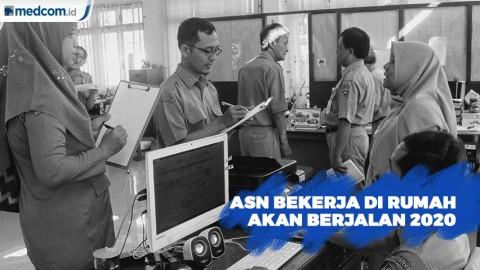 Menteri PAN-RB Pastikan Kebijakan ASN Bekerja di Rumah akan Berjalan 2020