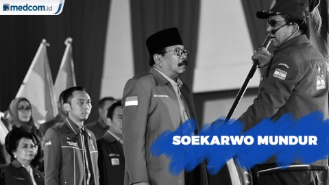 Soekarwo Mundur dari Ketua DPD Demokrat