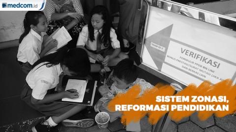 Sistem Zonasi, Reformasi Paradigma Pendidikan