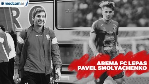 Lepas Pavel Smolyachenko, Arema FC Bidik Pemain asal Jepang