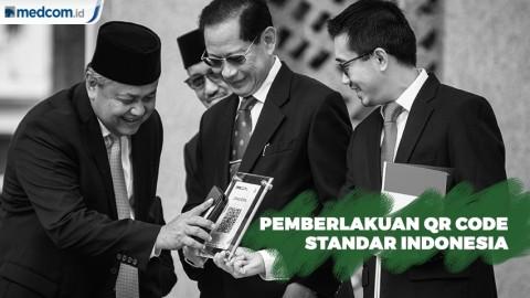 Standar QR Code Indonesia Berlaku Nasional Pada 2020