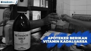 Apoteker Berikan Vitamin Kadaluarsa pada Ibu Hamil
