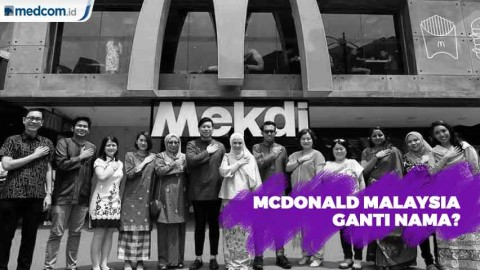 Rayakan Hari Kemerdekaan, McDonald Malaysia Ganti Nama?