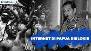 Internet di Papua diblokir, Jokowi : Demi Kebaikan kita Bersama