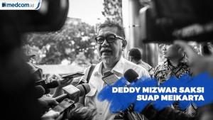 Deddy Mizwar Jadi Saksi Suap Proyek Meikarta