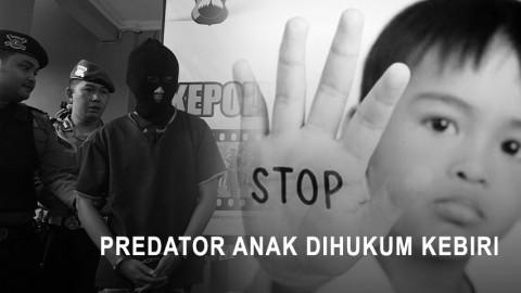 Highlight Primetime News - Predator Anak Dihukum Kebiri