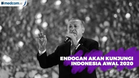 Awal Tahun 2020, Erdogan Akan Berkunjung ke Indonesia