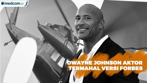 Dwayne Johnson Jadi Aktor Hollywod Termahal di Dunia