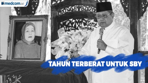 Tahun Terberat untuk SBY
