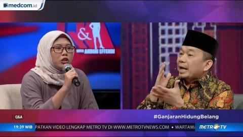 Kalis Mardiasih ke PKS: Saya Punya Otoritas Terhadap Hak Tubuh Saya Sendiri