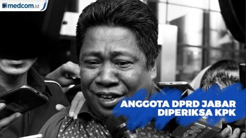 Dalami Kasus Meikarta, Anggota DPRD Jabar Diperiksa KPK