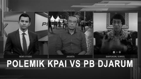 Highlight Prime Talk - Polemik KPAI vs PB Djarum