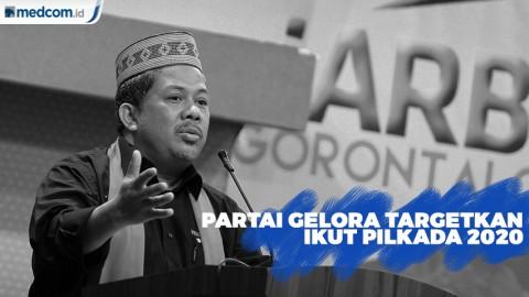 Fahri Klaim Banyak Kader Partai Gelora Potensial Jadi Kepala Daerah