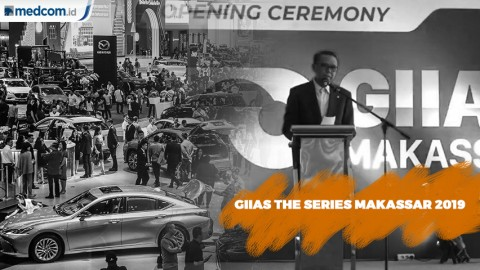 GIIAS The Series Makassar 2019 Resmi Dibuka