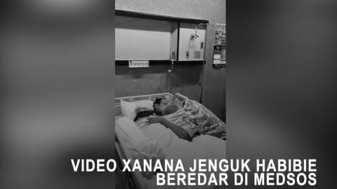 Video Xanana Gusmao Saat Jenguk Habibie Beredar di Medsos