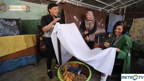 Mengenal Batik Gresik
