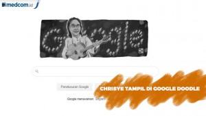 Chrisye Jadi Google Doodle Hari Ini