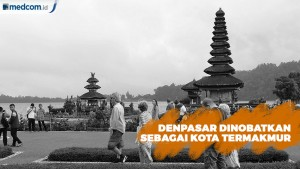 Denpasar Jadi Kota Termakmur di Indonesia