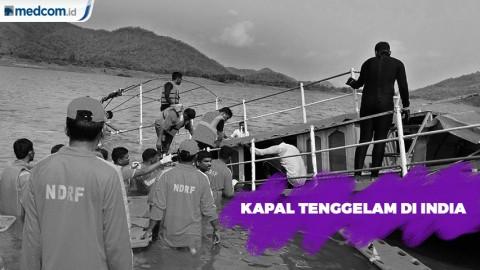 Pencarian Korban Kapal Wisata Tenggelam, 39 Orang Masih Hilang