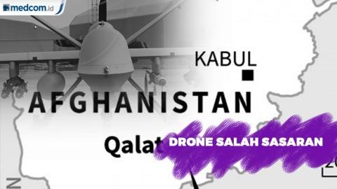 30 Warga Afghanistan Tewas Akibat Serangan Udara