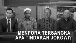 Highlight Prime Talk - Menpora Tersangka, Apa Tindakan Jokowi?