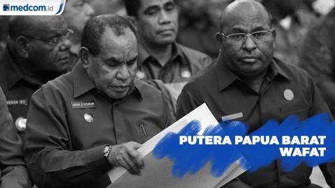 Putera Terbaik Papua Barat Berpulang