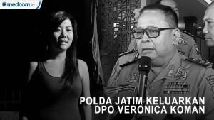 Polda Jatim Keluarkan DPO Veronica Koman