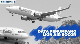Jutaan Data Penumpang Lion Air Diduga Bocor
