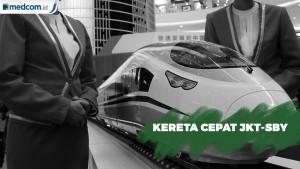 Kereta Cepat JKT-SBY Ditargetkan Beroperasi Penuh 2025