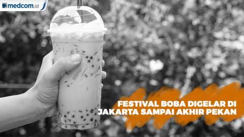 Boba Fest untuk Pecinta Boba
