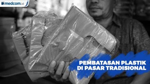 Kebijakan Pembatasan Plastik di Pasar Tradisional